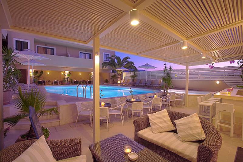 Hotel La Stella - Rethymnon - Rethymnon Kreta